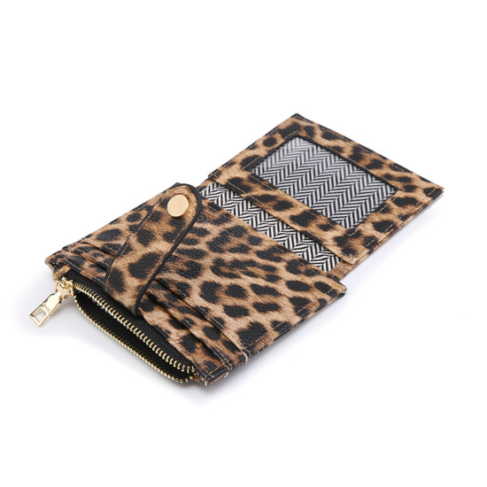 Sam Wallet Floral & Plaid Collection