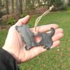 Corgidor Dog Ornament - Metal Dog Christmas Ornament - Pet Lover Memorial Ornament - Pet Loss Dog Memorial Remembrance Gift