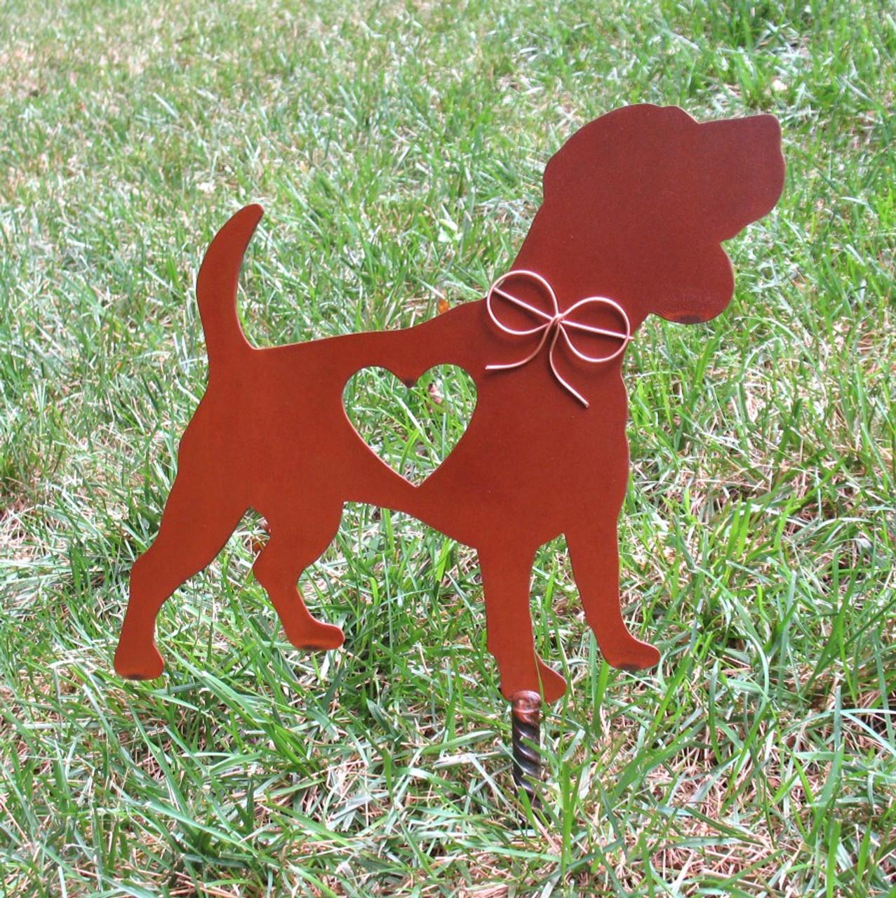 Beagle Pet Memorial 2