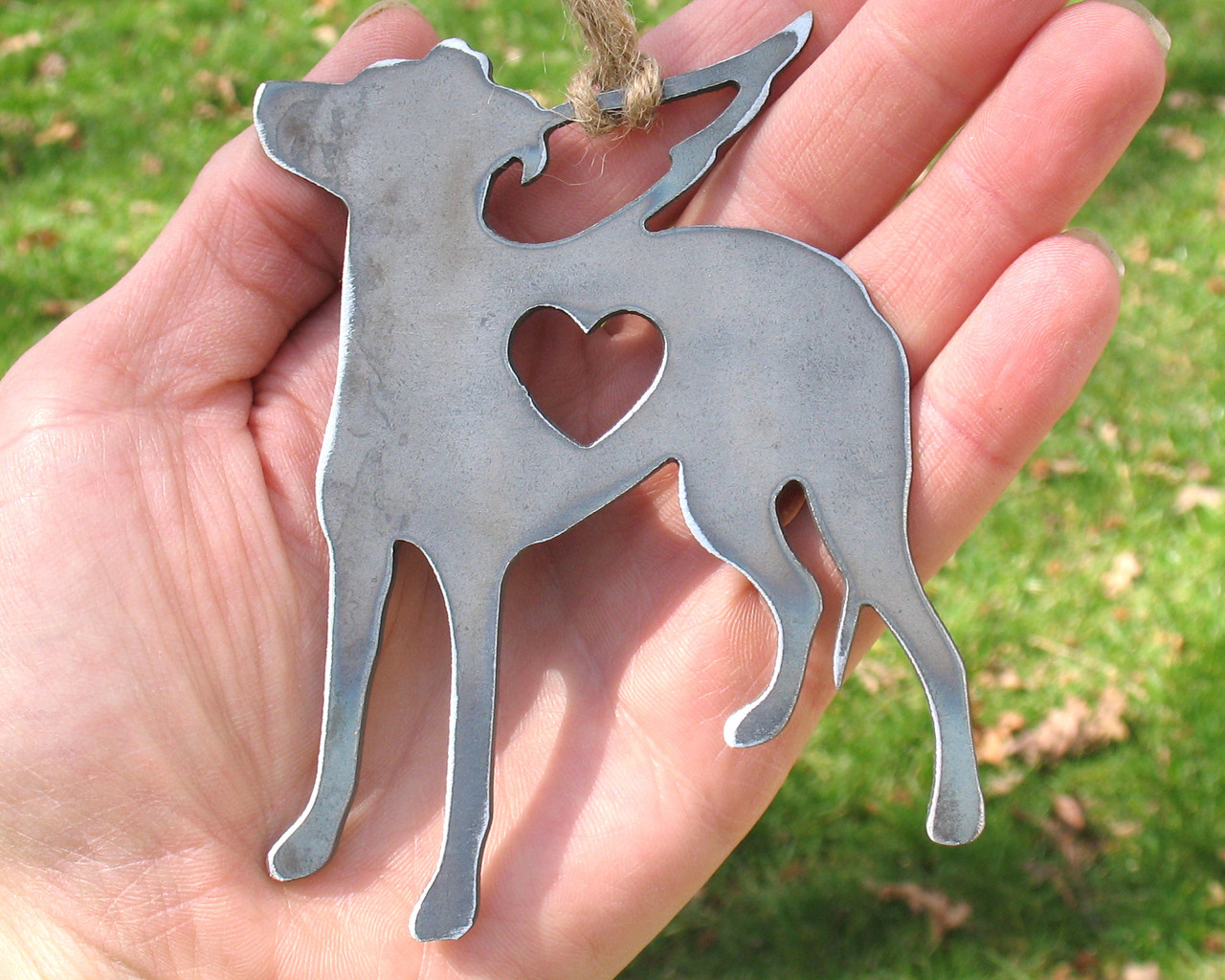 Greyhound Angel Art Picture Dog Memorial Pet Loss Gift Grey Hound