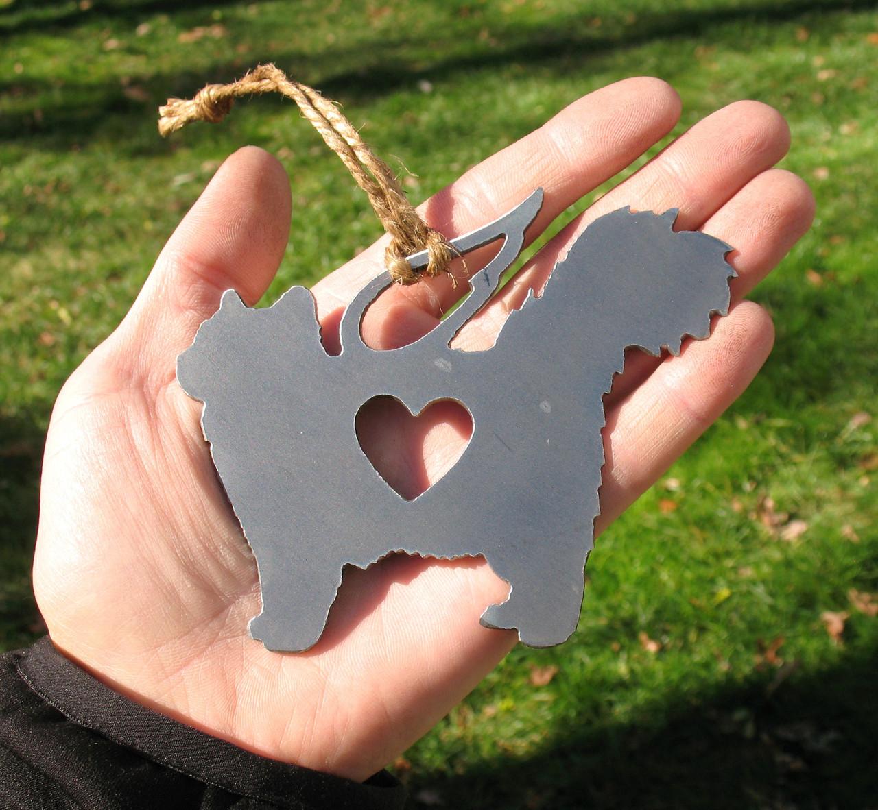 Ragdoll Cat Memorial Angel - Cat Loss Gift - Pet Loss Cat Sympathy Remembrance Gift - Metal Cat Christmas Ornament - Cat Lover