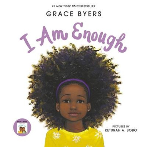 <p><strong>A #1 <em>New York Times</em> bestseller and Goodreads Choice Awards picture book winner This is the perfect gift for mothers and daughters, baby showers, and graduation.</strong></p><p>This gorgeous, lyrical ode to loving who you are, respecting others, and being kind to one another comes from <em>Empire</em> actor and activist Grace Byers and talented newcomer artist Keturah A. Bobo.</p><p><em>We are all here for a purpose. We are more than enough. We just need to believe it.</em><br></p><p><strong>Plus don't miss <em>I Believe I Can</em>--the next beautiful picture celebrating self-esteem from Grace Byers and Keturah A. Bobo </strong></p><br><br><b>Author:</b> Grace Byers<br><b>Publisher:</b> Balzer &amp; Bray/Harperteen<br><b>Published:</b> 03/06/2018<br><b>Pages:</b> 32<br><b>Binding Type:</b> Hardcover<br><b>Weight:</b> 0.90lbs<br><b>Size:</b> 10.10h x 9.90w x 0.40d<br><b>Target Age: 4-8 <br><b> ISBN:</b> 9780062667120<br><br><b>Review Citation(s): </b><br><i>Booklist</i> 12/01/2017 pg. 65<br><i>School Library Journal</i> 01/01/2018<br></b>