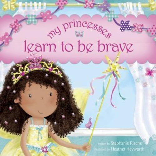 Little girls love princesses--complete with tiaras, gowns, and all things sparkly. This new, affordable picture book series captures the love of princesses and adds a biblical lesson, teaching girls that they are daughters of the King and are encouraged to live as God would want them to. The full-color art features adorable, multicultural princess characters created by Heather Heyworth.<br><br>Each story begins with a special rhyme about being a princess and includes a Bible lesson--and will provide many hours of reading fun for young princesses <br><br>In <i>My Princesses Learn to Be Brave</i>, friends Grace and Hope want to play on their favorite slide at the park. However, when they get to the slide, they meet a mean bully who won't let them. As the girls turn to leave, Grace recalls the story of Queen Esther, who bravely stood up for her people. Inspired by Esther's story, the girls ask the bully to be their knight and invite him to play with them on the slide.<br><br><b>Author:</b> Stephanie Rische<br><b>Publisher:</b> Tyndale House Publishers<br><b>Published:</b> 09/01/2014<br><b>Pages:</b> 24<br><b>Binding Type:</b> Hardcover<br><b>Weight:</b> 0.45lbs<br><b>Size:</b> 8.00h x 8.20w x 0.30d<br><b>ISBN:</b> 9781414396613<br><br><b>Review Citation(s): </b><br><i>CBA Retailers</i> 09/01/2014 pg. 33