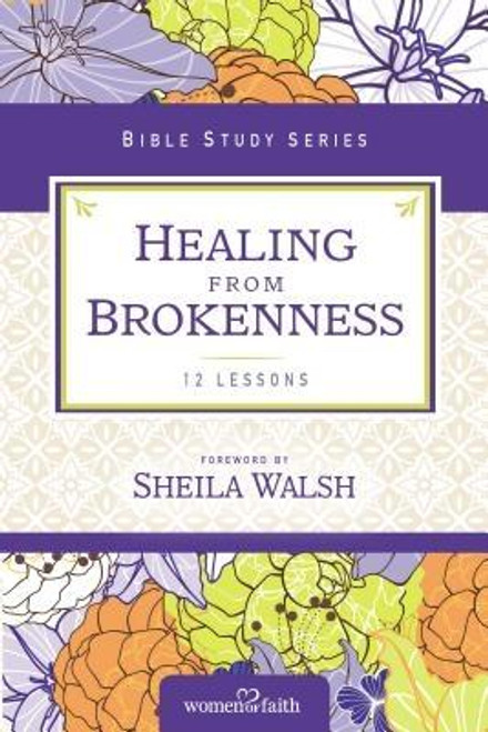 <p>Each of us has experienced something that left us broken and in pain. We need to recognize we are not alone--there are others who have been where we are, and God understands how we feel. We live in a broken world, but Jesus came to make us whole. In this study readers will learn how to recognize in their hearts they are children of God and made free, how to break free of the cycle of pain and not pass on the same legacy of sin and pain, how to forgive those who have wronged us and be reconciled, how to get past feelings of injustice, and how to experience joy even in the midst of suffering.</p><br><br><b>Author:</b> Women of Faith<br><b>Publisher:</b> Thomas Nelson<br><b>Published:</b> 02/16/2016<br><b>Pages:</b> 128<br><b>Binding Type:</b> Paperback<br><b>Weight:</b> 0.40lbs<br><b>Size:</b> 9.00h x 6.20w x 0.50d<br><b>ISBN:</b> 9780310682530