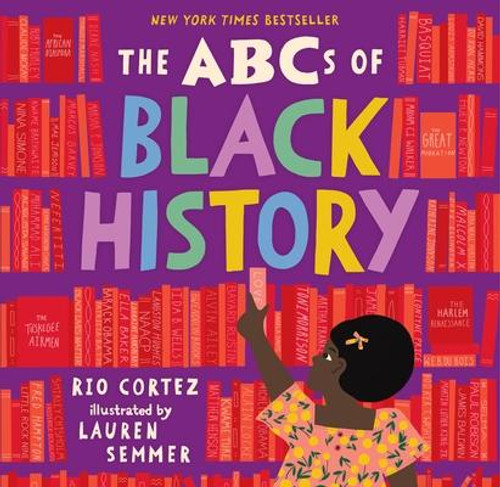 <b>B is for Beautiful, Brave, and Bright  And for a Book that takes a Bold journey through the alphabet of Black history and culture.</b> <p></p> Letter by letter, <i><b>The ABCs of Black History </b></i>celebrates a story that spans continents and centuries, triumph and heartbreak, creativity and joy. <p></p> It's a story of big ideas--P is for Power, S is for Science and Soul. Of significant moments--G is for Great Migration. Of iconic figures--H is for Zora Neale Hurston, X is for Malcom X. It's an ABC book like no other, and a story of hope and love. <p></p> In addition to rhyming text, the book includes back matter with information on the events, places, and people mentioned in the poem, from Mae Jemison to W. E. B. Du Bois, Fannie Lou Hamer to Sam Cooke, and the Little Rock Nine to DJ Kool Herc. <p></p><br><br><b>Author:</b> Rio Cortez<br><b>Publisher:</b> Workman Publishing<br><b>Published:</b> 12/08/2020<br><b>Pages:</b> 64<br><b>Binding Type:</b> Hardcover<br><b>Weight:</b> 1.20lbs<br><b>Size:</b> 9.10h x 9.20w x 0.60d<br><b>ISBN:</b> 9781523507498