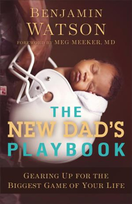 """<p><span style=""""font-weight: 400;"""">When it comes to the unknown territory of having a baby, moms-to-be have nearly unending resources to plan and execute a healthy pregnancy and navigate those first months and years as a parent with confidence. New dads? Not so much. They want to get in the game too, but, says Super Bowl champion Benjamin Watson, """"I could find clearer direction for putting together a baby swing than for taking care of a newborn child.""""</span></p> <p><span style=""""font-weight: 400;"""">The New Dad's Playbook is every man's game plan to being the best partner and the best father, from pre-season (preparing for fatherhood) to Super Bowl (birth) to post-season (after baby is home). It helps men understand what their wives are going through physically and emotionally during and after pregnancy, allowing them to support their most important teammate. It tells men what to expect when their baby is home--and what to do when the unexpected happens. This tell-it-like-it-is book will take men from just winging it to winning it.</span></p> <p></p> <ul> <li style=""""font-weight: 400;""""> <span style=""""font-weight: 400;"""">Author: </span><span style=""""font-weight: 400;"""">Benjamin</span> <span style=""""font-weight: 400;"""">Watson</span> </li> <li style=""""font-weight: 400;""""><span style=""""font-weight: 400;"""">208 Pages</span></li> <li style=""""font-weight: 400;""""><span style=""""font-weight: 400;"""">Paperback</span></li> <li style=""""font-weight: 400;""""><span style=""""font-weight: 400;"""">5.5 x 8.5 inches</span></li> </ul>"""