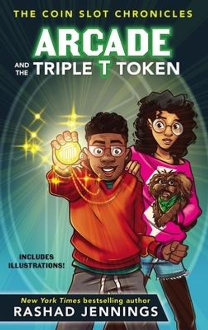 """<p><strong>Eleven-year-old Arcade Livingston has a problem. Several, actually  The Tolley twins, aka neighborhood bullies, are making Arcade's move to a new city harder than it needs to be. They expect <em>him</em> to do <em>their</em> schoolwork. <em>Arcade and the Triple T Token </em>is the first book in the humorous and imaginative Coin Slot Chronicles series by <em>New York Times</em> bestselling author, former NFL running back, and <em>Dancing with the Stars</em> champion Rashad Jennings.</strong></p><p>While at the library--Arcade's favorite place to chill--a mysterious old woman gives him a golden arcade token that grants him a unique gift. A gift that allows him to time travel between different places, including his own future. From sitting in the dugout with Babe Ruth to hanging on to the back of a bucking bull to performing life-saving surgery on a dog, Arcade has no shortage of adventure  Together with his older sister, Zoe, Arcade explores life's biggest thrills and challenges, and the two also have a big mystery to solve. Who is the rightful owner of the incredible Triple T Token that leads to such astounding adventures?</p><p>Written and designed for reluctant readers, with shorter chapters and meaningful illustrations throughout the book, <em>Aracde and the Triple T Token</em> teaches children ages 8 and up: </p><ul> <li>How to deal with tough questions of """"What do you want to be when you grow up?"""" and """"Where will you go next?""""</li> <li>How to accept oneself while facing tween/teen issues</li> <li>About fitness, faith, and friendship</li> </ul><p>If you enjoy <em>Arcade and the Triple T Token</em>, check out the rest of the series: <em>Arcade and the Golden Travel Guide</em>, <em>Arcade and the Fiery Metal Tester, </em>and <em>Arcade and the Dazzling Truth Detector</em>.</p><br><br><b>Author:</b> Rashad Jennings<br><b>Publisher:</b> Zonderkidz<br><b>Published:</b> 01/29/2019<br><b>Pages:</b> 256<br><b>Binding Type:</b> Hardcover<br><b>Weight:</b> 0.60"""