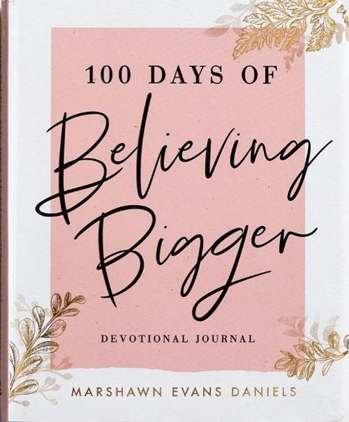 """<p data-mce-fragment=""""1"""">Do you ever wonder if you're limiting yourself? Do you feel as if you are getting in the way of what God is doing? In this 100-day journey, the """"Queen of Fresh Starts"""" Marshawn Evans Daniels helps you identify what is stopping you from living out your calling and invites you to have an open dialogue with God about your ambitions, goals, and dreams. In these pages, you'll be encouraged to strengthen your spiritual confidence and venture into the unknown, knowing that He's got you. This is your safe place to explore how to boldly go where God is leading you. You are a one-of-a-kind creation, tailor-made for your true calling. There are no limits with God-only possibility.<br></p> <p data-mce-fragment=""""1""""><br data-mce-fragment=""""1""""></p> <p data-mce-fragment=""""1"""">Author: Marshawn EvansDaniels</p> <br data-cke-eol=""""1"""" data-mce-fragment=""""1"""">"""