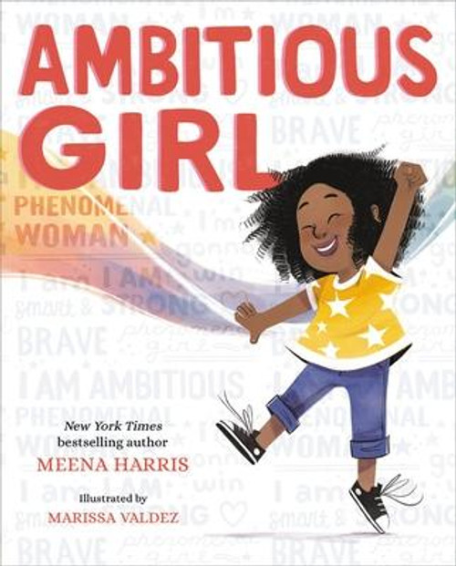 """<b>Anyone who's ever been underestimated or overshadowed will find inspiration in this empowering new picture book from Meena Harris, <i>New York Times</i>-bestselling author of <i>Kamala and Maya's Big Idea</i>, which is based on a true story about her aunt, Vice President-elect Kamala Harris, and her mother, Maya Harris. </b> When a young girl sees a strong woman on TV labeled as """"too assertive"""" and """"too ambitious,"""" it sends her on a journey of discovery through past, present, and future about the challenges faced by women and girls and the ways in which they can reframe, redefine, and reclaim words meant to knock them down. As Ambitious Girl says: <i>No """"too that"""" or """"too this""""</i><i>will stop what's inside us from flowering.</i><br><br><b>Author:</b> Meena Harris<br><b>Publisher:</b> Little, Brown Books for Young Readers<br><b>Published:</b> 01/19/2021<br><b>Pages:</b> 40<br><b>Binding Type:</b> Hardcover<br><b>Weight:</b> 0.70lbs<br><b>Size:</b> 10.20h x 8.00w x 0.40d<br><b>ISBN:</b> 9780316229692"""