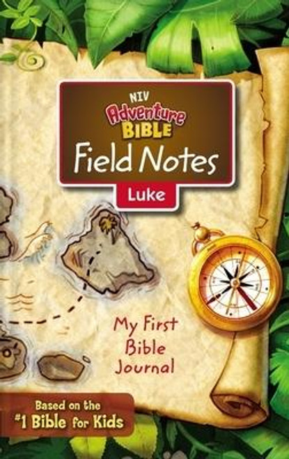 <p><strong>Take your kids on an exciting adventure through the book of Luke - and don't forget to take notes </strong></p><p>Featuring interactive prompts from the bestselling <em>NIV Adventure Bible(R), </em>the <em>NIV Adventure Bible Field Notes, Luke, </em>helps kids encounter Scripture in a new way through journaling. Along the way, they will learn about life in Bible times and find practical hands-on ways to apply God's Word to their own lives. Most importantly, they will grow closer in their relationship with God.</p><p>The<em> NIV Adventure Bible Field Notes, Luke, </em>includes the full text of the book of Luke from the accurate, readable, and clear New International Version (NIV). This Bible journal is set in Zondervan's exclusive NIV Comfort Print(R) typeface for smooth reading and features wide margins for note-taking.The small paperback size makes it easy to take on any adventure, anywhere.</p><p>Over 10 million copies within the Adventure Bible(R) brand have been sold. The Adventure Bible is recommended by more Christian schools and churches than any other Bible for kids </p><p>Features: </p><ul> <li>The book of Luke in the bestselling and easy-to-read New International Version (NIV)</li> <li>Book introduction with useful facts about the book of Luke</li> <li> <strong>Live It </strong>--Hands-on activities and journal prompts help kids apply biblical truths to their lives</li> <li> <strong>Life in Bible Times</strong>--Articles and illustrations describe what life was like in ancient days</li> <li>Full-color design throughout</li> <li>Thick paper with lined pages for journaling, taking notes and recording responses</li> <li>Single-column format</li> <li>Presentation page</li> <li>Exclusive Zondervan NIV Comfort Print typeface in an easy-to-read 9.5-point print size</li> </ul><p>Using the accurate, readable, and clear New International Version (NIV) text makes the Bible accessible and easy-to-read for kids. The NIV is the result of over 50 years of work