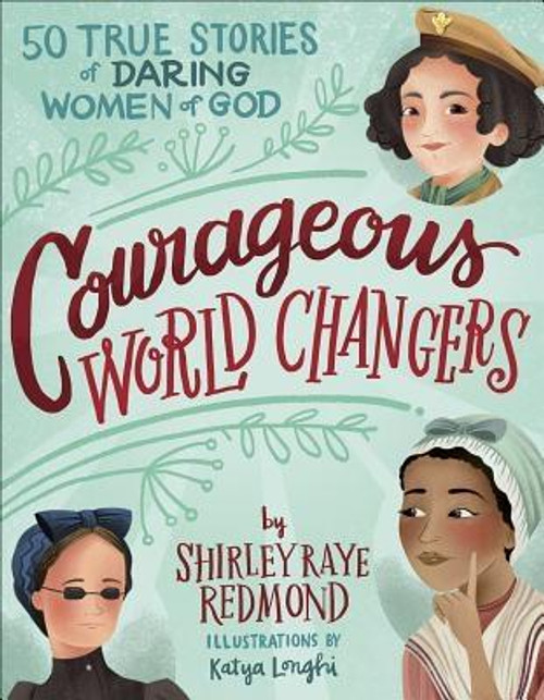 <p><b>WINNER OF CHRISTIANITY TODAY'S 2021 BOOK AWARD FOR CHILDREN &amp; YOUTH </b></p><p></p> Women of Fearless Faith <p></p> Meet women who have used their God-given talents to live out their faith to the fullest. They come from a variety of backgrounds, eras, and ethnicities, but each one has answered the Lord's call on their life in bold and innovative ways. <p></p> Children of all ages will be inspired by the stories of<ul> <li>Corrie ten Boom--activist, author, and Holocaust survivor</li> <li>Laurie Hernandez--gymnast who won both gold and silver medals in her sport</li> <li>Florence Nightingale--health care reformer</li> <li>Madeline L'Engle--author of children's literature</li> <li>Katherine Johnson--trailblazing NASA mathematician</li> </ul> These and the 45 other female spiritual role models featured in this book have made a profound impact on the world around them, and in many cases changed the course of history. Strong, smart, and sometimes outspoken, these women are tremendous examples of God's love in action. <p></p> These inspiring profiles will captivate kids' imaginations and encourage them to discover their own gifts and how they can use them to glorify God. <br><br><br><b>Author:</b> Shirley Raye Redmond<br><b>Publisher:</b> Harvest House Publishers<br><b>Published:</b> 01/07/2020<br><b>Pages:</b> 112<br><b>Binding Type:</b> Hardcover<br><b>Weight:</b> 1.10lbs<br><b>Size:</b> 9.10h x 7.20w x 0.60d<br><b>ISBN:</b> 9780736977340<br><br><b>Review Citation(s): </b><br><i>Kirkus Reviews</i> 12/01/2019