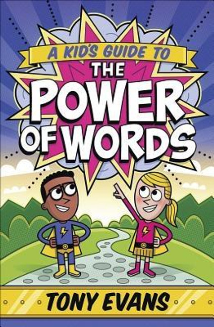 <p><b>Help Kids Harness the Power of Their Words</b></p><p>Words are tools your child (age 8-12) can use to bless others and praise God. Bestselling author Dr. Tony Evans wants to unlock the tremendous potential in your kid to speak carefully and prayerfully, cultivating a new generation of youth who build one another up and point others to Jesus.</p><p>With wisdom and guidance, your child can use words to</p><ul> <li>praise the Lord</li> <li>be wise</li> <li>bless others</li> <li>be thankful</li> <li>heal instead of hurt others</li> </ul><p>...and so much more </p><p>Each chapter contains valuable teaching from Dr. Tony on the power of the tongue and includes practical questions designed to get your child thinking and writing about what he or she has just read.</p><p>Help your child learn to say the things that bring honor to God and to others.</p><br><br><b>Author:</b> Tony Evans<br><b>Publisher:</b> Harvest House Publishers<br><b>Published:</b> 08/07/2018<br><b>Pages:</b> 128<br><b>Binding Type:</b> Paperback<br><b>Weight:</b> 0.26lbs<br><b>Size:</b> 7.90h x 5.20w x 0.40d<br><b>ISBN:</b> 9780736972987