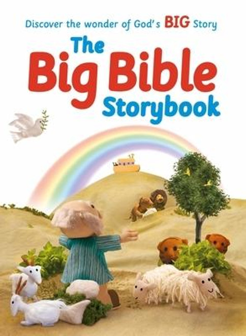 <strong>Containing 188 Best-Loved Bible Stories To Enjoy Together</strong> Discover the big story of the Bible from Creation to Revelation, told especially for young children. Perfect for use at home, at school, and in groups, this refreshed and updated edition of the bestselling <em>The Big Bible Storybook</em> brings over 180 stories to life on every page with the much-loved Bible Friends characters. Come and share in the wonder of God's good news<br><br><b>Author:</b> Spck Spck<br><b>Publisher:</b> Society for Promoting Christian Knowledge<br><b>Published:</b> 05/01/2019<br><b>Binding Type:</b> Hardcover<br><b>Weight:</b> 2.50lbs<br><b>Size:</b> 9.70h x 7.30w x 0.90d<br><b>ISBN:</b> 9780281081127