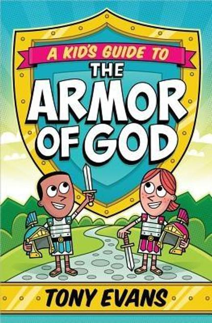 <p>As one of the country's most respected evangelical leaders, pastor and author Tony Evans challenges tweens (ages 8 to 12) to explore what the armor of God is all about. He understands that Christian kids want to be stronger, more confident, and skilled at living an exciting God-centered life, and so he presents the unvarnished truth.</p><p>Tony Evans gives kids a plan for success by explaining: </p><ul> <li>Scripture reveals who's behind the world's traps and snares and how to resist him.</li> <li>God offers all Christians a powerful suit of armor and mighty weapons.</li> <li>The suit includes a belt of truth and helmet of salvation to wear and shield of faith to carry into the battle.</li> <li>When every piece of God's armor is worn correctly, the enemy is defeated and Christians finish victorious.</li> </ul><p>By learning how to dress in the armor God provides, preteens are able to speak the truth, stand firm in the faith, and spread the Good News of Jesus Christ.<br><br><b>Author:</b> Tony Evans<br><b>Publisher:</b> Harvest House Publishers<br><b>Published:</b> 03/01/2015<br><b>Pages:</b> 112<br><b>Binding Type:</b> Paperback<br><b>Weight:</b> 0.20lbs<br><b>Size:</b> 7.80h x 5.20w x 0.30d<br><b>ISBN:</b> 9780736960564<br><br><b>Review Citation(s): </b><br><i>CBA Retailers</i> 04/01/2015 pg. 24</p>