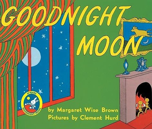 <p><strong>In this classic of children's literature, beloved by generations of readers and listeners, the quiet poetry of the words and the gentle, lulling illustrations combine to make a perfect book for the end of the day.</strong></p><p>In a great green room, tucked away in bed, is a little bunny. Goodnight room, goodnight moon. And to all the familiar things in the softly lit room--to the picture of the three little bears sitting on chairs, to the clocks and his socks, to the mittens and the kittens, to everything one by one--the little bunny says goodnight.</p><p>One of the most beloved books of all time, <em>Goodnight Moon</em> is a must for every bookshelf and a time-honored gift for baby showers and other special events.</p><br><br><b>Author:</b> Margaret Wise Brown<br><b>Publisher:</b> HarperCollins<br><b>Published:</b> 01/23/2007<br><b>Pages:</b> 32<br><b>Binding Type:</b> Paperback<br><b>Weight:</b> 0.31lbs<br><b>Size:</b> 8.20h x 9.80w x 0.20d<br><b>ISBN:</b> 9780064430173<br><br><b>Review Citation(s): </b><br><i>People Weekly</i> 10/05/2009 pg. 68<br><i>Newsweek</i> 10/12/2009 pg. 54