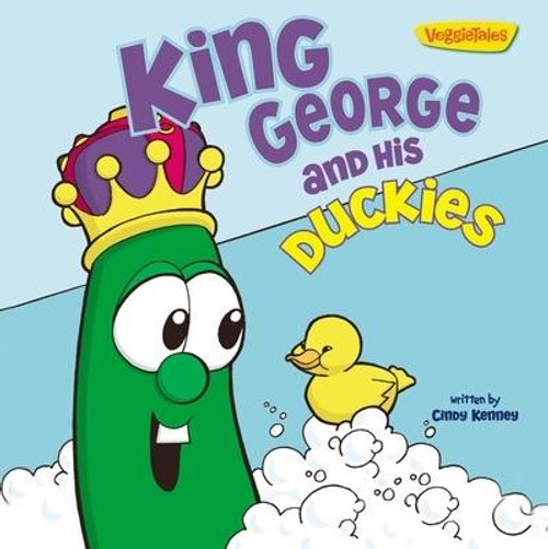 <p><strong>A Lesson in Being Selfless</strong></p><p>King George learns that being selfish doesn't pay. Taking things from others doesn't make him happy. So King George decides to give all his duckies away </p><p>Just like king George, kids will learn that sharing with others is a true lesson in love.</p><br><br><b>Author:</b> Cindy Kenney<br><b>Publisher:</b> Zonderkidz<br><b>Published:</b> 12/31/2013<br><b>Pages:</b> 24<br><b>Binding Type:</b> Paperback<br><b>Weight:</b> 0.20lbs<br><b>Size:</b> 7.50h x 7.90w x 0.30d<br><b>ISBN:</b> 9780310744016