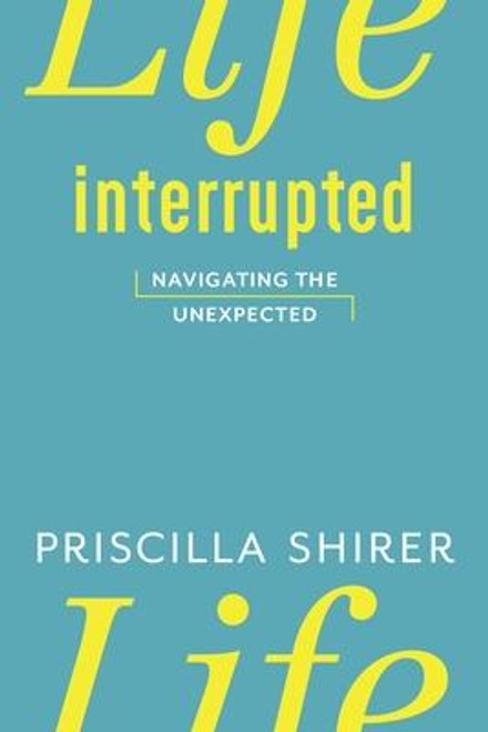 Interruptions. They're aggravating. Sometimes infuriating. They make us want to tell people what we think of them. But how we handle interruptions actually tell us more about ourselves. <p></p>The prophet Jonah's existence was interrupted by a call of God that would require a complete change of life. And it scared him enough to make him run in the opposite direction. Yet, what seemed to him to be an unnecessary and useless interruption was really an opportunity for Jonah to be involved in something the likes of which the Old Testament world had never seen before. This interruption was really a divine intervention and it held more adventure and possibility than he could have ever imagined. <p></p>We, like Jonah, tend to run from interruptions. When major pains and minor problems cause a hiccup in our carefully calculated plans and goals we head in the opposite direction. Who knows what we might be missing by running from what could very well be God's means of steering us towards the most magnificent outcome of our lives. Jonah could tell us a story or two. So could you. And so does popular conference speaker and author Priscilla Shirer in this very personal account of opportunities lost and lessons learned--and the amazing freedom and fulfillment that comes from going with God even when He's going against your grain.<br><br><b>Author:</b> Priscilla Shirer<br><b>Publisher:</b> B&amp;H Books<br><b>Published:</b> 03/01/2011<br><b>Pages:</b> 215<br><b>Binding Type:</b> Paperback<br><b>Weight:</b> 0.61lbs<br><b>Size:</b> 8.90h x 5.90w x 0.90d<br><b>ISBN:</b> 9781433670459