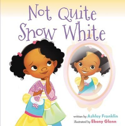 """<p><strong>A picture book for magical yet imperfect girls everywhere, written by debut author Ashley Franklin and perfect f</strong><strong>or fans of such titles as Matthew A. Cherry's <em>Hair Love</em>, Grace Byers's <em>I Am Enough</em>, and</strong> <strong>Lupita Nyong'o's </strong><strong><em>Sulwe</em>.</strong></p><p>Tameika is a girl who belongs on the stage. She loves to act, sing, and dance--and she's pretty good at it, too. So when her school announces their <em>Snow White</em> musical, Tameika auditions for the lead princess role.</p><p>But the other kids think she's """"not quite"""" right to play the role. </p><p>They whisper, they snicker, and they glare.</p><p>Will Tameika let their harsh words be her final curtain call?</p><p><strong><em>Not Quite Snow White</em> is a delightful and inspiring picture book that highlights the importance of self-confidence while taking an earnest look at what happens when that confidence is shaken or lost. Tameika encourages us all to let our magic shine.</strong> </p><br><br><b>Author:</b> Ashley Franklin<br><b>Publisher:</b> HarperCollins<br><b>Published:</b> 07/09/2019<br><b>Pages:</b> 32<br><b>Binding Type:</b> Hardcover<br><b>Weight:</b> 0.90lbs<br><b>Size:</b> 10.00h x 10.20w x 0.40d<br><b>Target Age: 4-8 <br><b>ISBN:</b> 9780062798602<br><br><b>Review Citation(s): </b><br><i>Booklist</i> 02/01/2019 pg. 74<br><i>Kirkus Reviews</i> 04/15/2019<br><i>Publishers Weekly</i> 05/06/2019<br><i>School Library Journal</i> 07/01/2019 pg. 36 </b>"""