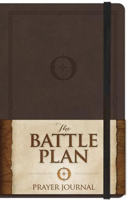 """<p><span style=""""font-weight: 400;"""">The Battle Plan Prayer Journal provides users with a prayer planning, execution, and tracking resource that they can carry with them no matter where they go. The journal is small enough to fit in a pocket or purse, but sturdy enough to last through a hardback cover, elastic closure, and ribbon.</span></p> <p><span style=""""font-weight: 400;"""">The content provides the user with guided prayer prompts, prayer request organization, scripture reminders, answered prayer tracking, and more.</span></p> <ul> <li style=""""font-weight: 400;""""><span style=""""font-weight: 400;"""">Author: Stephen Kendrick </span></li> <li style=""""font-weight: 400;""""><span style=""""font-weight: 400;"""">192 Pages</span></li> <li style=""""font-weight: 400;""""><span style=""""font-weight: 400;"""">Dimensions: 5.7 x 3.7 Inches</span></li> </ul>"""