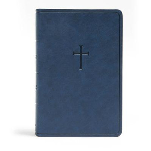 """<p>The <i>CSB Everyday Study Bible</i> is an accessible and easy-to-carry study Bible featuring concise study notes crafted from the award-winning Holman Study Bible, as well as features and foundational study helps to help Christians grow in their faith. This study Bible is perfect for men or women, and the convenient Bible size can be easily carried in a backpack, large purse, or briefcase to equip readers with a """"go-anywhere"""" study Bible that will foster everyday engagement and practical application of God's Word.</p><p>Features include: Presentation page, book introductions, concise study notes, articles from leading Bible scholars, 99 """"Essential Truths"""" of the Christian faith, 30 Bible character profiles, 21 charts and illustrations, two-column text, 9.5-point type size, smyth-sewn binding, ribbon marker, concordance, and full-color maps.</p><p>The <i>CSB Everyday Study Bible</i> features the highly readable, highly reliable text of the Christian Standard Bible(R) (CSB). The CSB stays as literal as possible to the Bible's original meaning without sacrificing clarity, making it easier to engage with Scripture's life-transforming message and to share it with others.</p><br><br><b>Author:</b> Csb Bibles by Holman<br><b>Publisher:</b> Holman Bibles<br><b>Published:</b> 09/15/2020<br><b>Pages:</b> 1920<br><b>Binding Type:</b> Imitation Leather<br><b>Weight:</b> 2.35lbs<br><b>Size:</b> 9.50h x 6.00w x 1.40d<br><b>ISBN:</b> 9781430070481"""