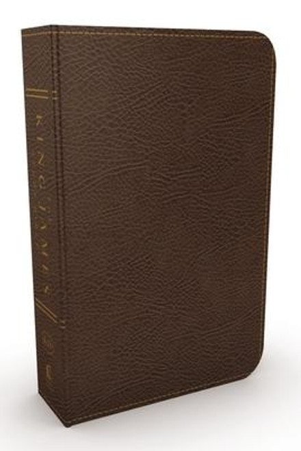 <p>Standing apart from all other KJV study Bibles on the market, <strong><em>the King James Study Bible, Full Color Edition</em></strong> is the only Bible featuring extensive commentary, doctrinal notes, archaeological insights, and time-tested study aids developed exclusively for the King James Version. Now available with stunning full-color designs, Holy Land images, classic works of art, charts, and maps, <em>the King James Study Bible, Full Color Edition</em> guides you through the vivid beauty and authority of God's Word as you grow in your biblical knowledge.</p><p>For over a quarter of a century, Thomas Nelson has earned the trust of millions with the best-selling King James Study Bible, offering the standard of conservative KJV scholarship. Our tradition and commitment to KJV study continues with the release of <em>the King James Study Bible, Full Color Edition</em>.</p><p><strong>Features include: </strong></p><ul> <li>Beautiful full-color throughout</li> <li>Easy-to-read 10-pt type large print</li> <li>5,700 authoritative and study notes</li> <li>Center-column references with translation notes</li> <li>Hundreds of color maps and charts</li> <li>Over 100 archaeological notes</li> <li>Over 100 personality profiles</li> <li>Over 200 notes on Christian doctrines</li> <li>Easy-to-navigate topical indexes</li> <li>Book introductions and outlines</li> <li>Word-study concordance</li> <li>Time-honored KJV Bible text</li> </ul><br><br><b>Author:</b> Thomas Nelson<br><b>Publisher:</b> Thomas Nelson<br><b>Published:</b> 08/08/2017<br><b>Pages:</b> 2368<br><b>Binding Type:</b> Bonded Leather<br><b>Weight:</b> 4.20lbs<br><b>Size:</b> 10.00h x 7.30w x 2.30d<br><b>ISBN:</b> 9780718079758<br><b>Large Print</b>