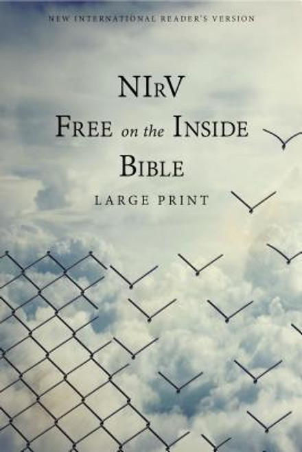 <p>Developed in conjunction with Prison Fellowship, this large-print edition of the<em> NIrV Free on the Inside Bible</em> is a powerful tool for prison ministry. With a softcover binding, personal testimonies, additional study helps, 10.6 type size and the easy to read and understand text of the New International Reader's Version (NIrV), this Bible will make Bible study in prison ministries even more insightful.</p><br><br><b>Author:</b> Zondervan<br><b>Publisher:</b> Zondervan<br><b>Published:</b> 02/07/2017<br><b>Pages:</b> 1728<br><b>Binding Type:</b> Paperback<br><b>Weight:</b> 2.29lbs<br><b>Size:</b> 8.90h x 6.00w x 2.50d<br><b>ISBN:</b> 9780310445968<br><b>Large Print</b>