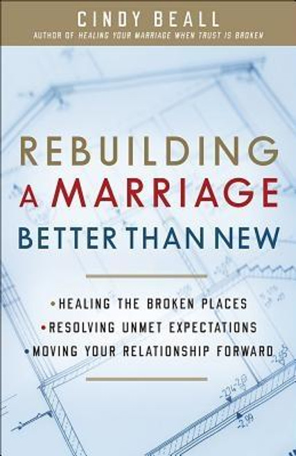 <p><b>What's Better Than New? God's Best</b></p><p> You've made a commitment to see your marriage healed, so now what? Whether your relationship is recovering from an affair, pornography addiction, or just years of coasting, Cindy Beall shares from her redeemed-marriage journey to help you</p><ul> <li> <b>trust completely</b> in God's ability and grace </li> <li> <b>heal deeply</b> by restoring faith in a future</li> <li> <b>build wisely</b> from the foundation up</li> <li> <b>live fully</b> by embracing your renewed relationship</li> <li> <b>invest generously</b> in your marriage and in other people</li> </ul><p> Insightful questions, biblical teachings to counter lies, and stories of rebuilt marriages lead you to God's healing and the hope of helping others from the place you once had deep pain.</p><p><i>Cindy Beall provides undeniable proof that God is a Redeemer regardless of how messy, difficult, or painful our current relationships are.</i> <br><b>Lisa Harper, bestselling author and Bible teacher</b></p><p><i>I'm a massive Cindy Beall fan. If your relationship needs a tune-up or a complete overhaul, read this book with an open heart and I believe God will do a new work in you.</i> <br><b>Craig Groeschel, senior pastor of Life.Church</b></p><br><br><b>Author:</b> Cindy Beall<br><b>Publisher:</b> Harvest House Publishers<br><b>Published:</b> 08/01/2016<br><b>Pages:</b> 208<br><b>Binding Type:</b> Paperback<br><b>Weight:</b> 0.55lbs<br><b>Size:</b> 8.40h x 5.40w x 0.60d<br><b>ISBN:</b> 9780736967112