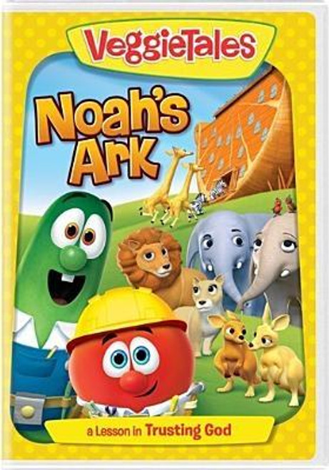 Noah and his family, along with a zoo full of animals, take an adventure aboard and orange slice ark. After 40 days and night of rain, everyone's faith has been tested and they are ready to jump ship. Will they chard a new course or with they remember to trust God's promises? Publisher: Big Idea Productions Published: 03/03/2015 Binding Type: DVD Weight: 0.17lbs Size: 5.40h x 7.50w x 0.70d ISBN: 0820413141295