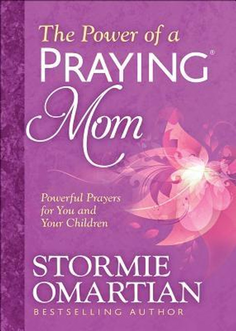 <p><i>If we can be sure our children have strong faith in God and His Word, and the love of God in their hearts, then we can trust that they are set for eternity. Our prayers play a big part in helping them achieve that.</i> Stormie</p><p>Bestselling author Stormie Omartian's heart resonates for you as a mom who wants to lift up your children to the One who is a Father to all.</p><p> Gathered in this charming little book are prayers in pairs: One for you, Mom, and a corresponding one for your children. Each set covers a topic dear to your mother's heart--such as your children's relationship with the Lord, their growth in faith, their health, family, and friends, and so much more. Also included are Scripture verses and blank lines for you to write prayers that are specific and personal to you and your family.</p><p> Let this lovely keepsake be a powerful reminder of how God works through praying mothers, and how covering your children in prayer will give you peace for every aspect of their lives.</p><br><br><b>Author:</b> Stormie Omartian<br><b>Publisher:</b> Harvest House Publishers<br><b>Published:</b> 11/01/2015<br><b>Pages:</b> 160<br><b>Binding Type:</b> Paperback<br><b>Weight:</b> 0.35lbs<br><b>Size:</b> 7.20h x 5.50w x 0.50d<br><b>ISBN:</b> 9780736965996<br><br><b>Review Citation(s): </b><br><i>CBA Retailers</i> 11/01/2015 pg. 38