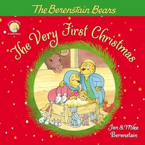 <p>Join the Bear cubs as they learn all about Jesus' holy birth. From the angel Gabriel's announcement to Mary to the visit from the three wise men, join Mama, Papa, Brother, Sister, and Honey as they discover the story of the very first Christmas.</p><br><br><b>Author:</b> Jan Berenstain, Mike Berenstain<br><b>Publisher:</b> Zonderkidz<br><b>Published:</b> 10/06/2015<br><b>Pages:</b> 24<br><b>Binding Type:</b> Paperback<br><b>Weight:</b> 0.15lbs<br><b>Size:</b> 7.80h x 7.80w x 0.20d<br><b>ISBN:</b> 9780310751021