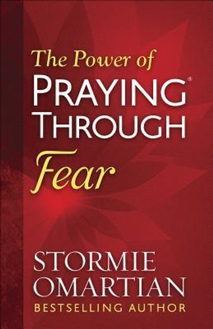 <p><b>Is Fear Affecting Your Life? <br> Does it Ever Steal Your Peace and Disturb Your Sleep?</b></p><p> In today's world, fear has become epidemic. It takes away our sense of well-being; stresses our mind, body, and soul; and can keep us from doing what we need to do. </p><p></p> The good news is that you can enjoy freedom from damaging fear by establishing your heart and mind on the comforting truths of God and learning how to pray in power. Stormie Omartian shows you what to <i>think</i>, <i>say</i>, and <i>pray</i> the moment you sense fear in your heart, and what you can <i>do</i> to combat anxiety. She offers help for overcoming such life-inhibiting fears as: <ul> <li>fear of rejection</li> <li>fear of evil</li> <li>fear of suffering</li> <li>fear of death</li> <li>fear of loss</li> <li>fear of the future</li> </ul><p> As you rely on the Lord's strength to conquer fear, you will discover the distinction between the fear God does <i>not want</i> us to have, the fear God <i>allows</i> us to have, and the fear God <i>wants</i> us to have. Learn to pray and claim the power, love, and sound mind God has for you.</p><br><br><b>Author:</b> Stormie Omartian<br><b>Publisher:</b> Harvest House Publishers<br><b>Published:</b> 11/01/2017<br><b>Pages:</b> 224<br><b>Binding Type:</b> Paperback<br><b>Weight:</b> 0.50lbs<br><b>Size:</b> 8.40h x 5.50w x 0.60d<br><b>ISBN:</b> 9780736965958