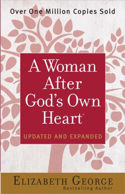 """<p><span style=""""font-weight: 400;"""">Experience real peace and joy as you follow God in every area of your life--and become a woman after His heart. With warmth and grace, Elizabeth George shares practical, scriptural insights on how you can pursue God's priorities when it comes to...</span></p> <p><span style=""""font-weight: 400;"""">Husband--foster a deep commitment to serving and honoring him </span></p> <p><span style=""""font-weight: 400;"""">Children--pray faithfully for them and teach them God's Word </span></p> <p><span style=""""font-weight: 400;"""">Home--create a nurturing atmosphere and a tapestry of beauty </span></p> <p><span style=""""font-weight: 400;"""">Walk with the Lord--grow through love of Scripture and in spiritual maturity </span></p> <p><span style=""""font-weight: 400;"""">Ministry--learn to reach out and be a blessing to others</span></p> <p><span style=""""font-weight: 400;"""">Let God fulfill His greatest desire for you. Allow Him to transform you by embracing His plans for you. And find real purpose in a life of prayer, a life of priorities, a life as A Woman After God's Own Heart. </span></p> <br> <ul> <li style=""""font-weight: 400;""""><span style=""""font-weight: 400;"""">Author: Elizabeth George </span></li> <li style=""""font-weight: 400;""""><span style=""""font-weight: 400;"""">Paperback</span></li> <li style=""""font-weight: 400;""""><span style=""""font-weight: 400;"""">320 Pages</span></li> <li style=""""font-weight: 400;""""><span style=""""font-weight: 400;"""">0.8"""" H x 5.5"""" W</span></li> </ul>"""