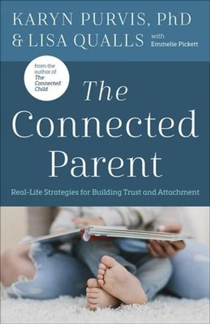 """<p><b>There Is Hope for Every Child, Every Parent, and Every Family</b> </p><p></p> Parenting under the best of circumstances can be difficult. And raising children who have come to your home from """"hard places,"""" who have their own set of unique needs, brings even more challenges. You may have discovered that the techniques that worked with your birth children are not working with your adopted or foster child. <p></p> Renowned child-development expert Dr. Karyn Purvis gives you practical advice and powerful tools you can use to encourage secure attachment in your family. You will benefit from Karyn's decades of clinical research and real-world experience. Coauthor Lisa Qualls demonstrates how you can successfully implement these strategies in your home, just as she did in hers. <p></p> You will learn how to simplify your approach using scripts, nurture your child, combat chronic fear, teach respect, and develop other valuable tools to facilitate a healing connection with your child. <br><i>The Connected Parent </i>will help you lovingly guide your children and bring renewed hope and restoration to your family. <br> <br><br><b>Author:</b> Lisa Qualls, Karyn Purvis<br><b>Publisher:</b> Harvest House Publishers<br><b>Published:</b> 07/07/2020<br><b>Pages:</b> 192<br><b>Binding Type:</b> Paperback<br><b>Weight:</b> 0.45lbs<br><b>Size:</b> 8.40h x 5.50w x 0.60d<br><b>ISBN:</b> 9780736978927"""