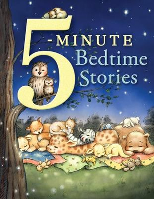 """In this sweet collection of bedtime stories, you'll meet twenty-three animals--from Little Hedgehog to not-so-little Elephant--and the mamas and daddies who love them. Each fun and furry friend has a peaceful adventure in store for the day, and preschoolers can come along each night to learn gentle lessons on courage, friendship, and character. <p></p> With soft and delightful illustrations, each story ends with a """"Snuggle Time"""" Scripture, prayer, and Bible word, all designed to leave your little one comforted and cuddled and ready for sweet sleep. <br><br><br><b>Author:</b> Pamela Kennedy, Anne Kennedy Brady<br><b>Publisher:</b> B&amp;H Publishing Group<br><b>Published:</b> 10/06/2020<br><b>Pages:</b> 192<br><b>Binding Type:</b> Hardcover<br><b>Weight:</b> 1.90lbs<br><b>Size:</b> 10.60h x 8.00w x 1.10d<br><b>ISBN:</b> 9781087719887"""