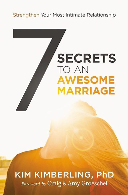 """<div class=""""text"""" data-mce-fragment=""""1"""">Strong, successful marriages requires hard work and a guide. Dr. Kim Kimberling is that guide, and the 7 secrets to an Awesome Marriage and the tools within show wives and husbands how they can have the kind of communication and intimacy that results in loving, lifelong marriages.</div> <div class=""""text"""" data-mce-fragment=""""1""""></div> <div class=""""text"""" data-mce-fragment=""""1""""> <p>All of us want an enduring marriage, a beautiful marriage we can believe in. That kind of marriage happens through intimacy. Intimacy requires hard work and a guide. Dr. Kim Kimberling is that guide and this book and its tools will show you how communication and intimacy in marriage can be yours. Kimberling offers insights like connecting every day in spite of what's in the way, learning how to fight in the right ways, stopping the insanity of doing the same thing over and over even when it isn't working, and finding that the best sex ever is well within the context of Christian marriages.</p> <p>Whether you have just celebrated your first anniversary or your fiftieth,<span></span><em>7 Secrets to an Awesome Marriage<span></span></em>by Dr. Kim Kimberling is for<em><span></span>you</em>. If you have a good marriage, this book can help you<em><span></span></em><em>have a great marriage</em>. If you are struggling, Kim Kimberling will help you turn the corner and make your marriage into what you want it to be.</p> <p></p> <ul> <li>Author: <span data-mce-fragment=""""1"""">Dr. Kim Kimberling</span> </li> <li><span>0.63"""" H x 8.0"""" L x 5.5"""" W</span></li> <li><span>192 Pages</span></li> </ul> </div>"""