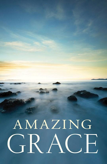 """<p><span data-mce-fragment=""""1"""">The story behind the beloved hymn """"Amazing Grace"""" illustrates the amazing truth about God's love and mercy in sending Jesus to die on the cross for our sins.</span></p> <p>Pack of 25 Tracts</p>"""