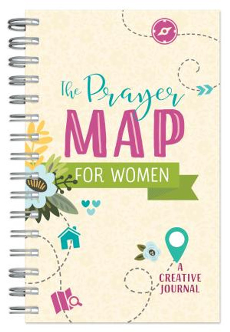 """<div> <p><span style=""""font-weight: 400;"""">This engaging prayer journal is a fun and creative way for you to more fully experience the power of prayer in your life.</span></p> <br> <ul> <li style=""""font-weight: 400;""""><span style=""""font-weight: 400;"""">Author: Barbour Publishing </span></li> <li style=""""font-weight: 400;"""">Spiral Bound and Paperback</li> <li style=""""font-weight: 400;""""><span style=""""font-weight: 400;"""">176 Pages</span></li> <li style=""""font-weight: 400;"""">0.5"""" H x 5.2"""" W</li> </ul> </div>"""