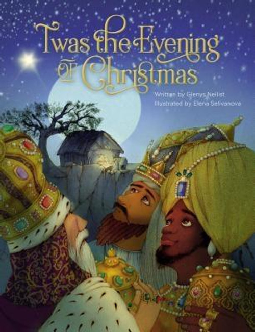 """<p><strong>Create a new family Advent tradition with a Christmas rhyming storybook that echoes familiar language and rhythm of Clement Moore's poetry but focuses on the birth of Jesus. With classic illustrations by Elena Selivanova, bestselling author Glenys Nellist shares the heartwarming nativity story.</strong></p><p><strong>More than 50,000 copies sold <em>'Twas the Evening of Christmas</em> was named a 2018 ECPA Christian Book Award Finalist.</strong></p><p>Gather with your family each Advent season to share the beautiful retelling of the story of Jesus' birth. This picture book features: </p><ul> <li>The nativity story with delightful poetry for children ages 4 to 8</li> <li>A festive jacketed cover with foil and sculpted embossing</li> <li>Calming illustrations from different perspectives to help fully immerse readers in the unfolding events</li> </ul><p><em>'Twas the evening of Christmas, </em></p><p><em>when all through the town, </em></p><p><em><em>Every inn was so crowded, no room could be found.</em></em></p><p><em><em>Tired Mary and Joseph, who went door to door, </em></em></p><p><em><em>At last found a place on a small stable floor.</em></em></p><p>""""Nellist presents a nativity story that balances a lighthearted, anticipatory tone with an overarching reverence for the subject matter,"""" said<em> Publishers Weekly. 'Twas the Evening of Christmas </em>is a recommended Advent gift that will be cherished for many years.</p><br><br><b>Author:</b> Glenys Nellist<br><b>Publisher:</b> Zonderkidz<br><b>Published:</b> 10/03/2017<br><b>Pages:</b> 32<br><b>Binding Type:</b> Hardcover<br><b>Weight:</b> 0.95lbs<br><b>Size:</b> 11.20h x 8.70w x 0.50d<br><b>ISBN:</b> 9780310745532<br><br><b>Review Citation(s): </b><br><i>Publishers Weekly</i> 09/04/2017<br><i>School Library Journal</i> 10/01/2017"""