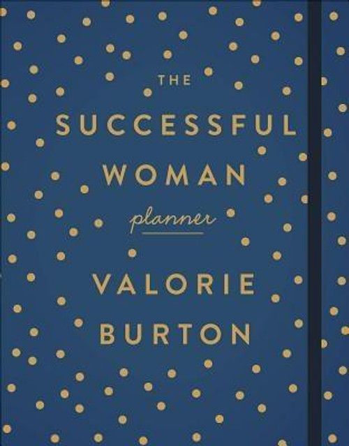 <p><b>Plan for Success </b></p><p>Would you like to live a fuller, happier, more productive life? Let bestselling author and life coach Valorie Burton show you how with this innovative planner designed to help you set goals, prioritize your time, and manage your busy schedule.</p><p>Much more than just a calendar, inside you'll discover hundreds of helpful tips, checklists, motivators, and action points to keep you on track and encouraged.</p><p>The full-color, beautifully designed interior is in a non-dated 12-month format, allowing you freedom and flexibility to start at any time.</p><p>So, what are you waiting for? Let this planner keep you organized and headed toward success </p><br><br><b>Author:</b> Valorie Burton<br><b>Publisher:</b> Harvest House Publishers<br><b>Published:</b> 08/07/2018<br><b>Pages:</b> 144<br><b>Binding Type:</b> Paperback<br><b>Weight:</b> 0.70lbs<br><b>Size:</b> 9.00h x 6.90w x 0.50d<br><b>ISBN:</b> 9780736975100