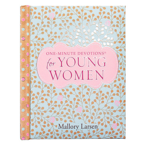One-Minute Devotions for Young Women Hardcover