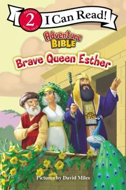 <p>Queen Esther is brave When she hears of an evil plan to hurt the Jews in the kingdom, the queen must go to the king and fight for her people. Will her faith and trust in God give her the courage to ask for help?</p><p>This is a Level Two I Can Read book, which means it's perfect for children learning to sound out words and sentences. It aligns with guided reading level J and will be of interest to children Pre-K to 4<sup>th</sup> grade.</p><br><br><b>Author:</b> David Miles, Zondervan<br><b>Publisher:</b> Zonderkidz<br><b>Published:</b> 04/07/2015<br><b>Pages:</b> 32<br><b>Binding Type:</b> Paperback<br><b>Weight:</b> 0.10lbs<br><b>Size:</b> 8.90h x 5.90w x 0.20d<br><b>ISBN:</b> 9780310746669