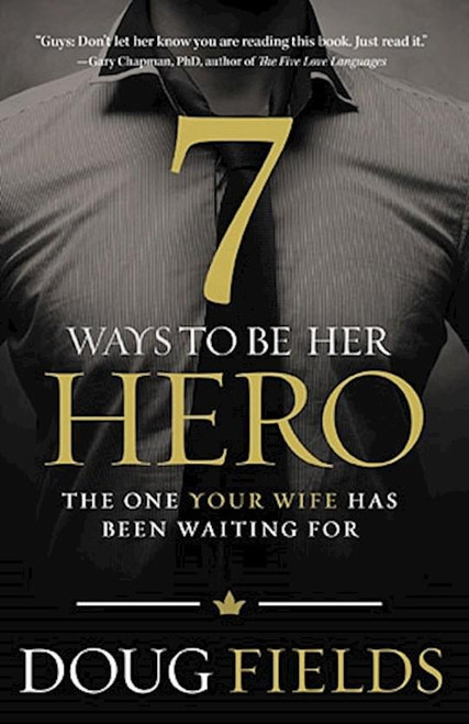 """<p><span data-mce-fragment=""""1"""">In 7 Ways to Be Her Hero Fields gives, quite candidly, seven very doable actions to transform any marital relationship, guaranteed. It also includes a bonus chapter for guys to read with their wives. So if you want to understand some simple ways to invest in your marriage and be your wife's hero (again), this is the plan!</span></p> <p>Table of Contents:<br></p> <div class=""""text"""">Acknowledgments -- Start Here -- Introduction -- 1. Stop Chasing the Wind and Start Chasing Your Wife -- 2. How It Got Laid -- 2B. The Flip Side -- 3. Action #1: Don't Say Everything You Think -- 3B. The Queen of Snark... Mow What? -- 4. Action #2: Say What Is Powerful -- 4B. But What About Me? -- 5. Action #3: Don't Say Anything! (or Become a World-Class Listener) -- 5B. Helping Her Do the Math -- 6. Action #4: Go Big with Small Things -- 6B. More of the Sword So You Get the Point -- 7. Action #5: Be Liberal with Touch...but Not That Way! -- 7B. When Low Libido Knocks on Your Door -- 8. Action #6: Put Your Pride Aside -- 8B. Overcoming Your Man Mistakes -- 9. Action #7: Shepherd Your Wife's Heart -- 9B. What Every Man Needs Shepherded Most -- 10. As Christ Loved the Church -- Bonus Chapter: Time Is What Most Marriages Are Fighting For -- Afterword -- Notes -- About the Author.</div> <div class=""""text""""></div> <div class=""""text""""> <ul> <li><span>0.8"""" H x 8.3"""" L x 5.4"""" W (0.5 lbs) </span></li> <li><span>181 pages</span></li> <li><span>Author:Doug Fields</span></li> </ul> </div>"""