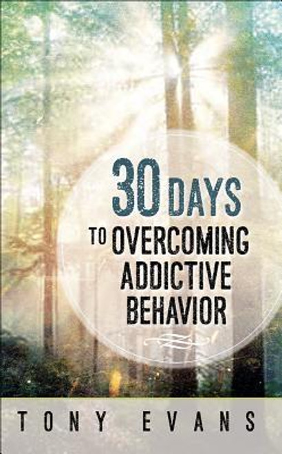 <p><b>Your Life Can Be Different</b></p><p> Do you feel ambushed by your obsessions? Addictions come in all forms: overindulging, overspending, overworking, and more. But no matter how they show up in your life, your addictions trap you and edge out the full freedom you can enjoy in Christ. </p><p></p> What if, in the next month, you could break the hold a bad habit has on you? <p></p> Join Dr. Tony Evans on a 30-day journey filled with powerful biblical insights and practical tips for overcoming the behavior that controls you. You'll discover the tools and principles you need to embrace healing and find liberation.<p><i> Are you ready to experience <br> the relief of overcoming addiction?</i></p><br><br><b>Author:</b> Tony Evans<br><b>Publisher:</b> Harvest House Publishers<br><b>Published:</b> 04/01/2017<br><b>Pages:</b> 96<br><b>Binding Type:</b> Paperback<br><b>Weight:</b> 0.30lbs<br><b>Size:</b> 7.80h x 5.20w x 0.30d<br><b>ISBN:</b> 9780736964630