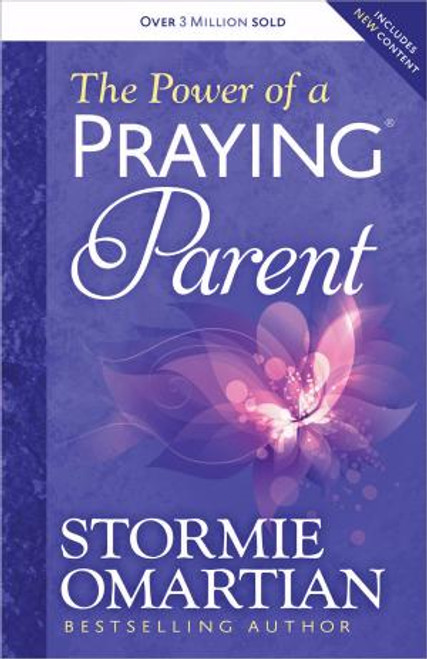"""<p><span style=""""font-weight: 400;"""">After 20 years of raising her son and daughter alongside her husband, Michael, Stormie looks back at the trials and joys of parenting and the power in praying for her children. In these easy-to-read chapters, Stormie shares from personal experience as to how parents can pray for their kids:</span></p> <p>Safety</p> <p>Character development</p> <p>Adolescence</p> <p>Peer pressure</p> <p>School experiences</p> <p>Friends</p> <p>Relationship with God</p> <p><span style=""""font-weight: 400;"""">This resource will help you to be an amazing praying parent whether your kids are three or thirty-three.</span></p> <p></p> <ul> <li style=""""font-weight: 400;""""> <span style=""""font-weight: 400;"""">Author: </span><span style=""""font-weight: 400;"""">Stormie Omartian</span> </li> <li style=""""font-weight: 400;""""><span style=""""font-weight: 400;"""">Paperback</span></li> <li style=""""font-weight: 400;""""><span style=""""font-weight: 400;"""">0.7"""" H x 5.6"""" W</span></li> <li style=""""font-weight: 400;""""><span style=""""font-weight: 400;"""">124 Pages</span></li> </ul>"""