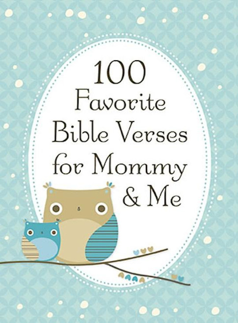 """<p data-mce-fragment=""""1""""><b data-mce-fragment=""""1"""">What better way to bless a mother and child than with uplifting, comforting thoughts from God's Word?</b></p> <p data-mce-fragment=""""1"""">This collection offers 100 Bible verses from the<span data-mce-fragment=""""1""""></span><i data-mce-fragment=""""1"""">International Children's Bible</i><sup data-mce-fragment=""""1"""">(R)<span data-mce-fragment=""""1""""></span></sup>and<span data-mce-fragment=""""1""""></span><i data-mce-fragment=""""1"""">New King James Version</i><sup data-mce-fragment=""""1"""">(R)</sup>, each accompanied with a reflective writing. Fifty verses encourage mom during both her sweetest and her most challenging moments and 50 verses plant God's words in the heart of her precious child.</p> <p data-mce-fragment=""""1"""">Motherhood--there are no days more delightful, more difficult, or more in need of a dose of inspiration and guidance from God.</p> <p data-mce-fragment=""""1"""">Author: Jack<span data-mce-fragment=""""1"""">Countryman</span></p>"""