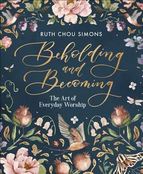 """<p><b><i>THE WALL STREET JOURNAL </i>BESTSELLER ● <i>PUBLISHERS WEEKLY </i>BESTSELLER <br> Ruth is such a gift to us--her voice is strong and honest, yet believably grace-filled and kind. We learn and grow into who we want to be when Ruth's words and art lead us. <br> --Annie F. Downs, bestselling author of <i>100 Days to Brave</i> and host of <i>That Sounds Fun</i> podcast</b> </p><p></p><b>Become What You Behold</b> <p></p> You are in the process of<i> becoming</i>. Every day is an opportunity to be shaped and formed by what moves your heart...drives your thoughts...captures your gaze. Is it any wonder that where you direct your eyes and your heart matter in your day-to-day? <p></p><i>We become what we behold</i> when we set our hearts and minds on Christ and His redemption story here in the details of our daily lives. Not just on Sunday, not just on holidays, not just when extraordinarily hard or wonderful things happen...but <i>today. </i> <p></p> Bestselling author and artist Ruth Chou Simons invites you on a new journey to <i>Beholding and Becoming. </i> With more than 850 pieces of intricate, original artwork, Ruth encourages you to elevate your gaze to the One who created all things. <p></p> Today is an opportunity for God to demonstrate His love and His faithfulness in the midst of your mundane. No circumstance is too ordinary or too forgotten for Him to meet you there in worship. His transforming grace turns your """"everyday ordinary"""" into a holy place of <i>becoming.</i><br><br><b>Author:</b> Ruth Chou Simons<br><b>Publisher:</b> Harvest House Publishers<br><b>Published:</b> 09/10/2019<br><b>Pages:</b> 224<br><b>Binding Type:</b> Hardcover<br><b>Weight:</b> 1.72lbs<br><b>Size:</b> 9.10h x 7.60w x 1.00d<br><b>ISBN:</b> 9780736974929"""