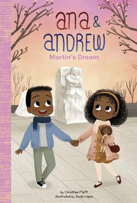 For Black History Month, Ana &amp; Andrew join a research group at the Community Center. They learn many interesting things about Martin Luther King Jr.  Later, with the help of some other children, they make one of Martin's famous dreams come true. Aligned to Common Core standards and correlated to state standards.<br><br><b>Author:</b> Christine Platt<br><b>Publisher:</b> Calico Kid<br><b>Published:</b> 01/01/2021<br><b>Pages:</b> 32<br><b>Binding Type:</b> Paperback<br><b>Weight:</b> 0.10lbs<br><b>Size:</b> 8.90h x 5.90w x 0.10d<br><b>ISBN:</b> 9781644945230