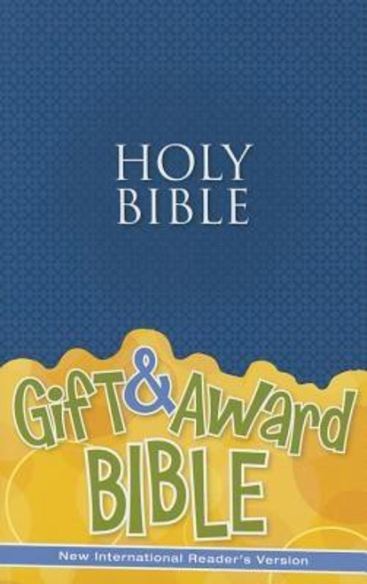 """<p>The <em>NIrV Gift &amp; Award Bible</em> is affordably priced for presentations, confirmation, awards, gift-giving, and personal use.</p><p>The New International Reader's Version (NIrV) is an accurate translation of the entire Bible that is adapted with care from the New International Version (NIV) and written at a third grade level, making it ideal for early readers.</p><p>Features include: </p><ul><li>Presentation page for personalization and gift-giving</li></ul><ul><li>Bible dictionary to explain unfamiliar words in the Bible</li></ul><ul><li>Three Ways to Read the Bible"""" explains how to read the Bible by story, subject, or person</li></ul><ul><li>About the Bible"""" describes how the Bible was written and how it came to us</li></ul><ul><li>Life in Bible Times"""" describes what life was like when Jesus was on earth</li></ul><ul><li>The ABCs of Salvation"""" helps explain the way of salvation</li></ul><ul><li>The NIrV Gift &amp; Award Bible is affordably priced for presentations, confirmation, awards, gift-giving, and personal use.</li></ul><p> The <em>NIrV Gift &amp; Award Bible</em> makes a great and very affordable gift. The New International Reader's Version is written for a third grade reading level and based on the NIV. Ideal for early readers </p><br><br><b>Author:</b> Zondervan<br><b>Publisher:</b> Zondervan<br><b>Published:</b> 04/21/2015<br><b>Pages:</b> 960<br><b>Binding Type:</b> Paperback<br><b>Weight:</b> 1.70lbs<br><b>Size:</b> 8.50h x 5.40w x 1.70d<br><b>ISBN:</b> 9780310743750"""