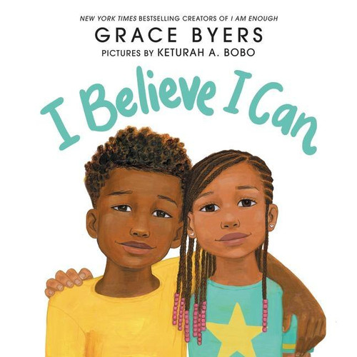 <p><strong>From the #1 <em>New York Times</em> bestselling creators of <em>I Am Enough</em> comes an empowering follow-up that celebrates every child's limitless potential.</strong></p><p><em>I Believe I Can</em> is an affirmation for boys and girls of every background to love and believe in themselves. </p><p>Actress and activist Grace Byers and artist Keturah A. Bobo return with another gorgeously illustrated new classic that's the perfect gift for baby showers, birthdays, or just for reading at home again and again.</p><p><em>My presence matters in this world. I know I can do anything, if only I believe I can.</em></p><br><br><b>Author:</b> Grace Byers<br><b>Publisher:</b> Balzer &amp; Bray/Harperteen<br><b>Published:</b> 03/03/2020<br><b>Pages:</b> 32<br><b>Binding Type:</b> Hardcover<br><b>Weight:</b> 0.90lbs<br><b>Size:</b> 10.20h x 10.20w x 0.50d<br><b>Target Age: 4-8 <br><b>ISBN:</b> 9780062667137<br><br><b>Review Citation(s): </b><br><i>Kirkus Reviews</i> 11/01/2019<br><i>Booklist</i> 01/01/2020 pg. 100<br><i>School Library Journal</i> 03/20/2020 pg. 1</b>
