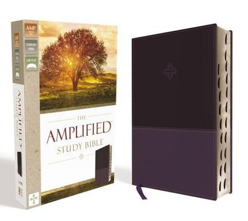 <p>Grasp the full meaning behind the original Greek and Hebrew texts with the first-of-its-kind <em>Amplified</em><strong><em>(R)</em></strong><em> Study Bible</em>, featuring verse by verse study notes and the text of the newly revised <em>Amplified</em> translation.</p><p>The <em>Amplified</em><strong><em>(R) </em></strong>translation was created to deliver enhanced understanding of the rich nuances and shades of meaning of the original Bible languages. For this kind of study, no working knowledge of Greek or Hebrew is required--just a desire to know more about what God says in his Word. Now the updated <em>Amplified</em> translation is even easier to read and better than ever to study and understand. It includes more amplification in the Old Testament and refined amplification in the New Testament. Additionally, the Bible text has been improved to read smoothly with or without amplifications, so that the text may be read either way. It's the same study material that <em>Amplified</em> readers love, now with even clearer wording for deeper understanding.</p><ul> <li>A unique system of punctuation, italics, references, and synonyms to unlock subtle shades of meaning as found in the original languages</li> <li>More than 5000 concise study notes provide helpful, practical, application-oriented comments on passages of Scripture and open the Word for readers to apply it to life</li> <li>330 practical theological notes draw attention to important doctrinal content in the Bible and explain how to apply it every day</li> <li>Book introductions give background information about each of the Bible's 66 Books</li> <li>A topical index provides an alphabetical listing of key words and study topics and their related passages</li> <li>Full-color maps are included to enhance your study</li> <li>Thumb indexed pages makes it simple to find specific Bible books.</li> </ul><p>10.5-point type size</p><br><br><b>Author:</b> Zondervan<br><b>Publisher:</b> Zondervan<br><b>Published:</b> 0